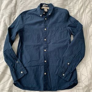 Men's Button Down Shirt